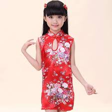 u0027s red silver peony print keyhole neck chinese dress cheongsam