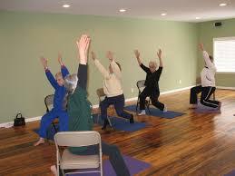 Chair Yoga Class Sequence Wellspring Naturopathic Yoga Classes