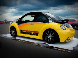 modified volkswagen beetle new vw beetle custom in yellow color vw beetles pinterest vw