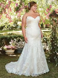 ask a plus size fashionista the ultimate guide to wedding gowns