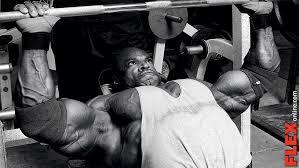 Bodybuilder Bench Press New Year New Muscle Chest Flex Online