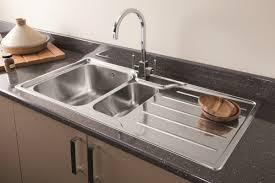 elegant stainless steel kitchen sinks stainless steel kitchen