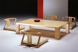 Japanese Designs Japanese Dinning Table Home Design