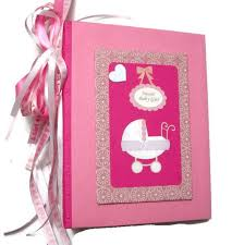 personalized scrapbook albums 22 best baby girl scrapbook album images on baby girl