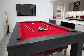 Dining Tables  Compact Pool Table Singapore Convertible Pool - Combination pool table dining room table