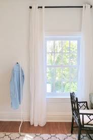 the best inexpensive white linen curtains u2013 glam york