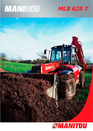 manihoe manitou pdf catalogue technical documentation brochure