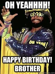 Macho Man Randy Savage Meme - macho man birthday card awesome macho man randy savage digital art