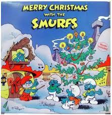 smurf christmas learntoride