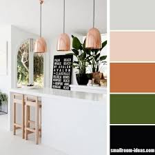 copper room decor white kitchen with copper and wood accessories color scheme