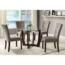 Tufted Dining Room Chairs Sale Wingback Chair Chair Modern Leather Dining Chairs Dining Room