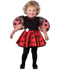 Lady Bug Halloween Costume Halloween Kid Costumes Quiz Parrish94