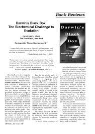 Blind Watchmaker Pdf Darwin U0027s Black Box The Biochemical Challenge To Evolution Pdf