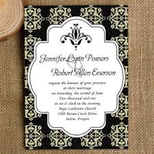 and white wedding invitations shop black and white wedding invitations online