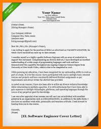 8 cover letter engineer mla cover page