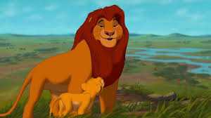 lion king 3d u0027morning lesson mufasa u0027 official disney