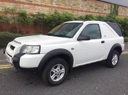 land rover freelander 2000 interior land rover freelander 2 0 td4 s hard top 3dr white 2004