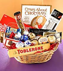Chocolate Gift Baskets Send Chocolate Basket Chocolate Crazy To Cebu Philippines