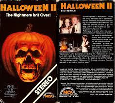 cult trailers halloween ii 1981