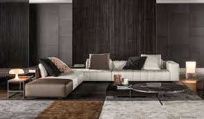 sofa freeman seating system by minotti design rodolfo dordoni