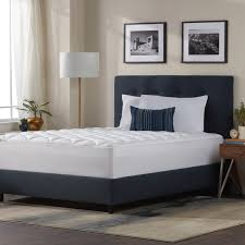 home design twin xl mattress pad kotter home extra plush fitted mattress pad free shipping today