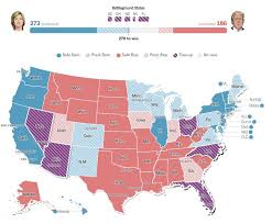 Republican States Map by The 2016 Electoral Map Is Collapsing Around Donald Trump The