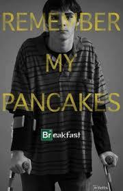 Walt Jr Breakfast Meme - walter jr breaking bad bitch pinterest breaking bad tvs and