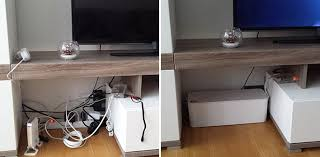 how to cable manage a desk cable management cablebox bluelounge