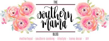 Southern Home Decor Blogs The Southern Mama Blog Motherhood Home Decor Diy