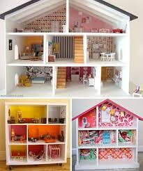 59 Best Barbie Homes Ideas by Best 25 Homemade Dollhouse Ideas On Pinterest Diy Dollhouse