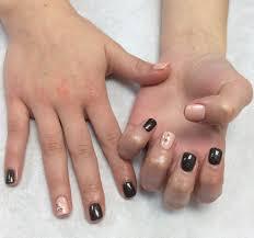 jessica geleration in black ice and peaches and cream jessica