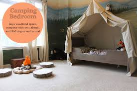 Camp Bedroom Set Pottery Barn The Ragged Wren Let U0027s Go Camping