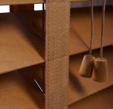 25mm wooden venetian blinds