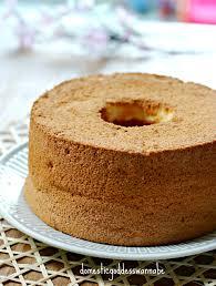 giveaway cream cheese chiffon cake the domestic goddess wannabe