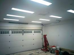 garage fluorescent light fixture mesmerizing led light fixtures for garage led light fixtures for