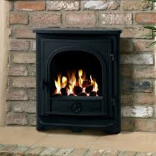 yeoman dartmouth conventional flue inset gas fire fireplace products