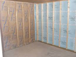 Basement Room by Best Methods For Insulating Basement Walls