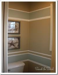 painting stripes made easy powder room paint paint stripes and