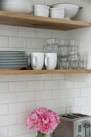 Kitchen Subway Tile Backsplash by Tips On Installing White Subway Tile Best Of Pinterest