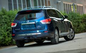 nissan pathfinder us news 2013 nissan pathfinder priced from 29 095 to 41 595