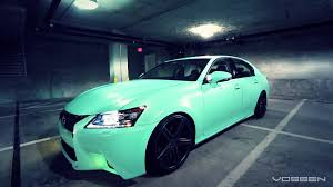 custom lexus is300 2016 lexus gs350 on 20 u0027 u0027 vossen vvs cv5 concave wheels rims custom