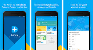 dr fone for android how to recover data using dr fone android data recovery