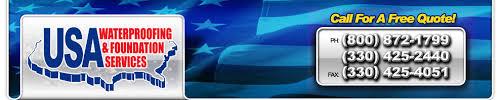 Ohio Basement Waterproofing by Usa Basement Waterproofing Basement Waterproofer Wet Basement