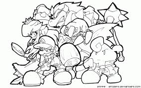 free mario bros coloring pages coloring pages kids coloring