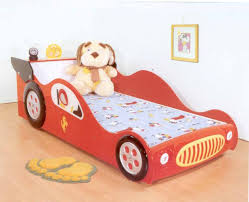 cute red car beds for girls toddlers with mattress and doll ideas