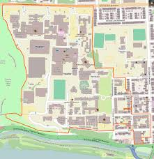 Washington University Campus Map by File Georgetown University Campus Map Png Wikimedia Commons