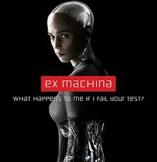 Ex Machina Turing Test Tr Review Ex Machina Is A Very Human Look At Robots The Robot U0027s