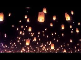 lantern kites thousands of lanterns in jaipur on makar sakranti kite festival 14th
