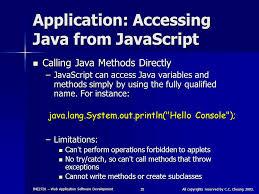 java applets u0026 graphics ine2720 web application software
