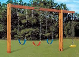 Backyard Items Freestanding Swingset Fun Things For Kids Pinterest Swings